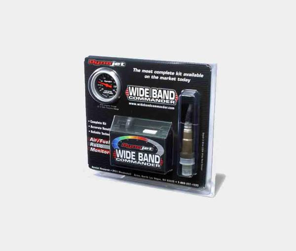 Dynojet WBC2 - Air/Fuel Ratio Meter - Base unit, sensor & gauge