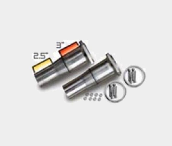 PowerCat converter/4 bolt collector adapter for Dynatech LTs 2 5