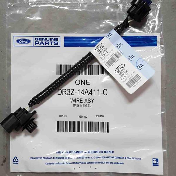 13-14 Shelby GT500 intercooler pump power jumper harness on