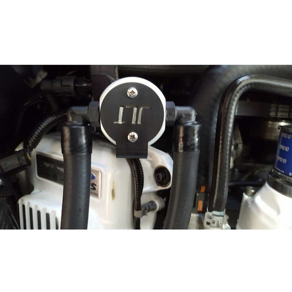 JLT OIL SEPARATOR 3 0 DRIVER SIDE (2007-2014 GT500)
