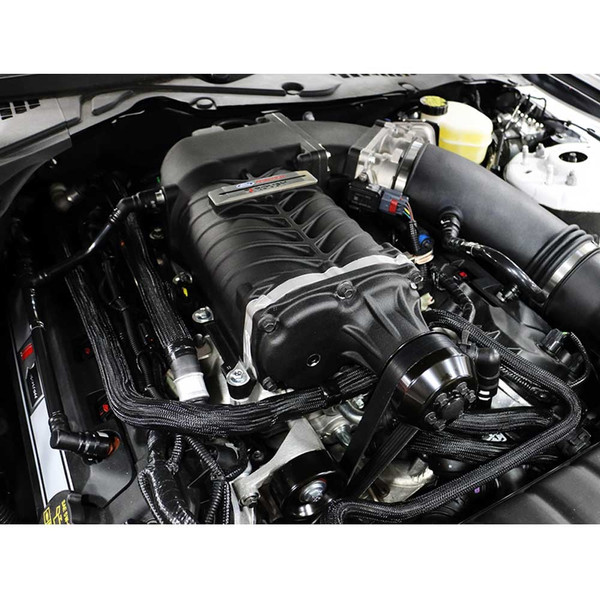 Ford Mustang Gt Supercharger Kit: 2015-2017 Roush Supercharger Kit Mustang Phase 1 Vehicle