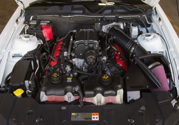 Roush Mustang Supercharger Kit