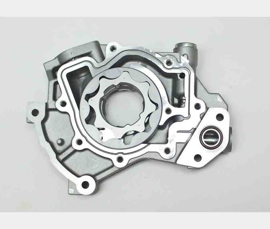 F150 2015+ BILLET CHROMOLY OIL PUMP GEARS FORD COYOTE 5.0L V8 MUSTANG 2011