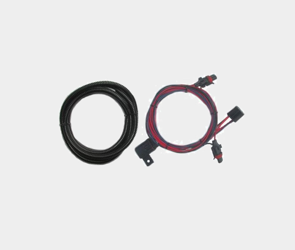 97 04 fog light wiring harness for mustang v6 3 8l lx 2001 dodge ram 1500 fog light wiring harness mustang fog light wiring harness #7