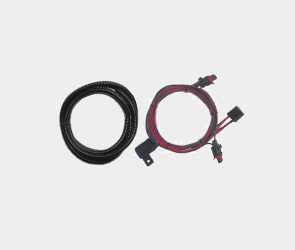 97-04 fog light wiring harness for mustang v6 3 8l lx on 2005 ford