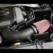 15-17 Mustang GT Cold Air Intake package and 18 Intake Manifold