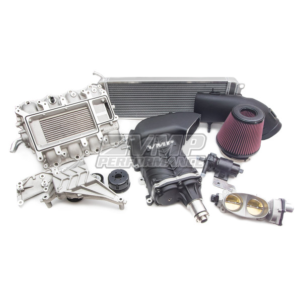 Mustang Supercharger Kit Gen2R for 2015-2017 - Kit Photo