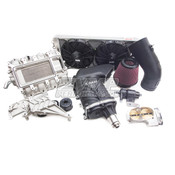 Mustang Supercharger Kit Gen3 for 2015-2017 - Kit Photo