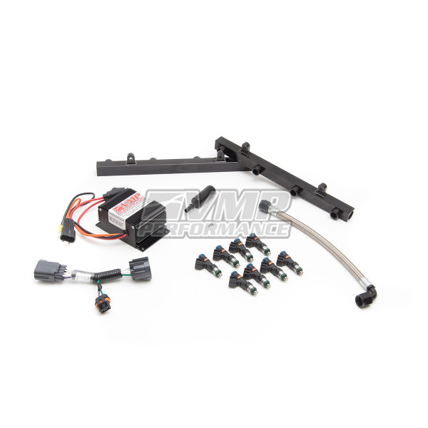 Mustang Supercharger Kit Gen3 for 2015-2017 - Fuel System Components