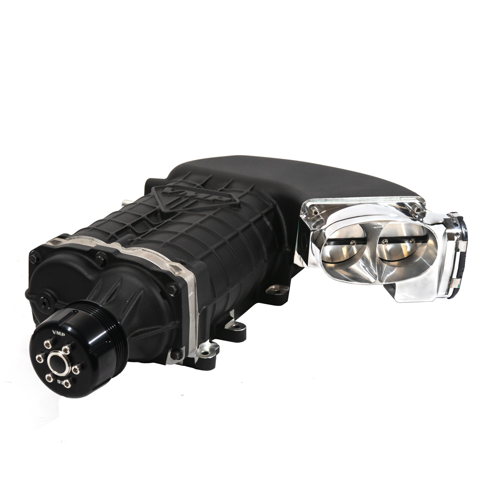 Mustang Supercharger Kit Gen3R for 2015-2017 - Kit Photo