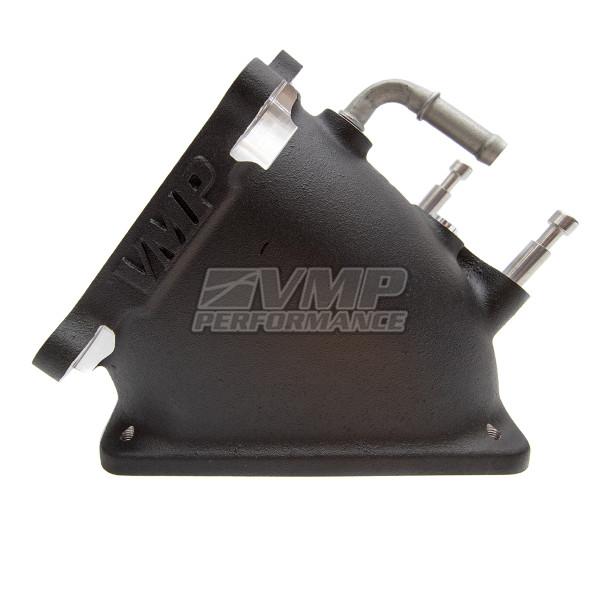 Black VMP TVS High-Flow Inlet Elbow 2011-2012 GT500 +20-40HP